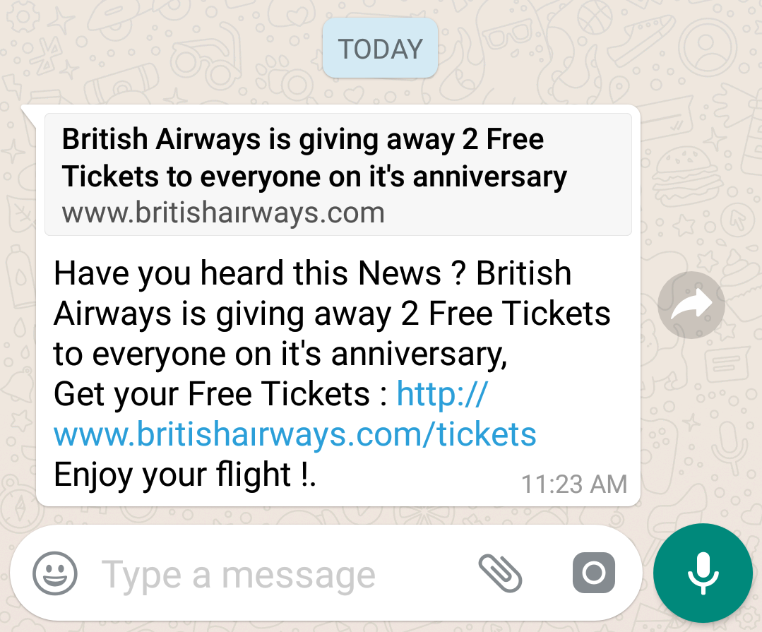 british airways 1